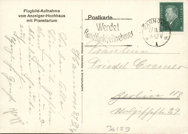 Bendav Postcards - germany, BAD OEYNHAUSEN, Am Siel