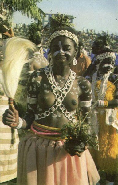 Nigerian Nude Native 118