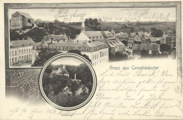Bendav Postcards - germany, MUNCHEN, Circus Barnum