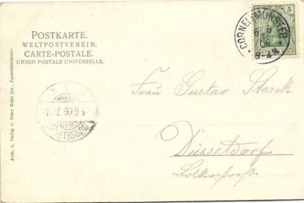 Bendav Postcards - germany, CORNELIMÜNSTER, Aachen