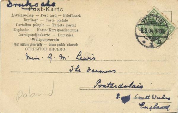 Bendav Postcards - germany, CELLE, Vaterländisches Museum