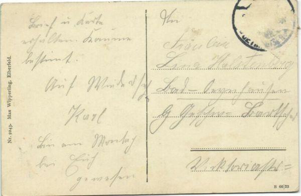 Bendav Postcards - germany, Crown Princess Cecilie with