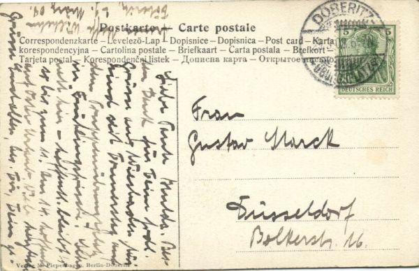 Bendav Postcards - germany, Prince Wilhelm of Prussia