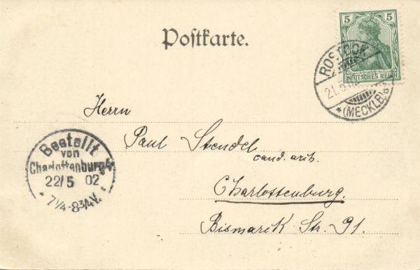 Bendav Postcards - germany, Prince Hubertus of Prussia