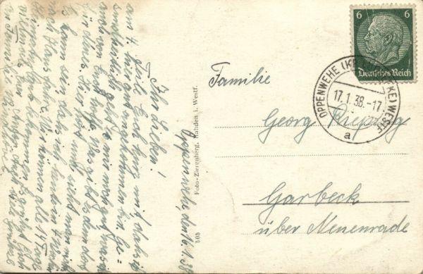 Bendav Postcards - germany, OPPENWEHE, Lübbecke
