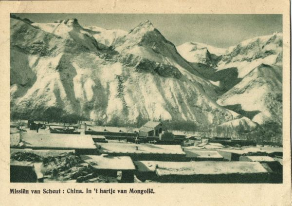 china, The Heart of Mongolia (1920s) Mission
